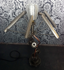 Bespoke Gear Cog Light