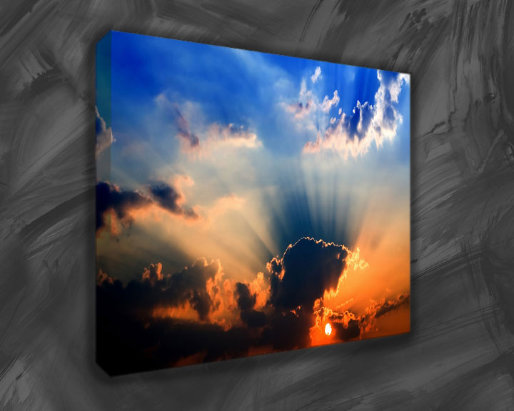 Tips on painting and buying canvas art ideas for home for Beautiful canvas painting